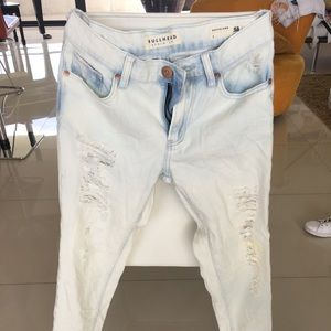 BULLHEAD boyfriend jeans, size 0/2